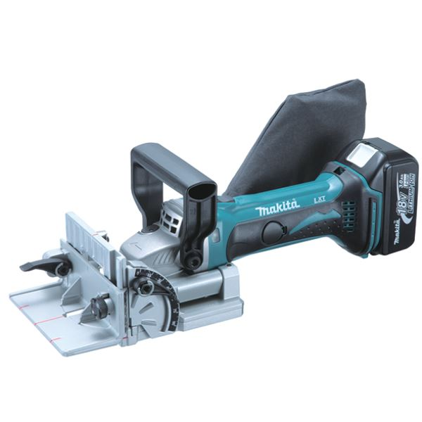 Cordless Plate Joiner