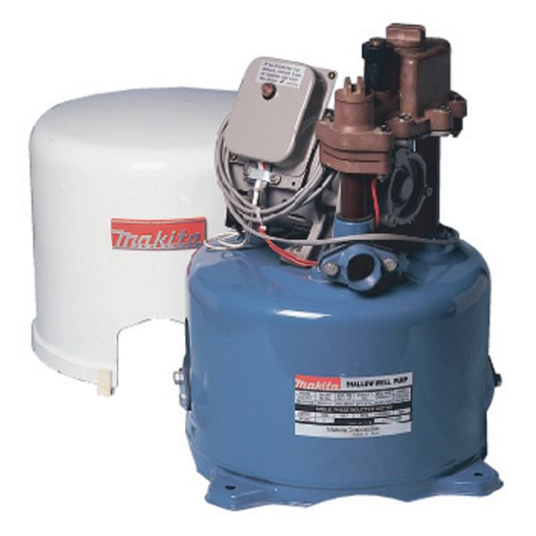 Automatic Shallow Well Pump (Self-Priming)